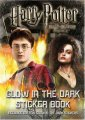 Harry Potter And The Half-blood Prince: Glow In The Dark Sticker Book / Bbc