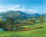 Aa Jigsaw Lake District Landscape-500 Piece (turqouise Tube)