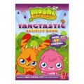 Moshi Monsters Fangtastic Activity Book With Stickers / Sunbird