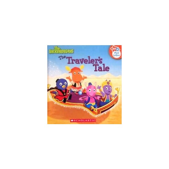 Reader Backyardigans Travelers Tale