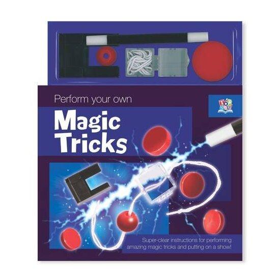 essay on magic tricks