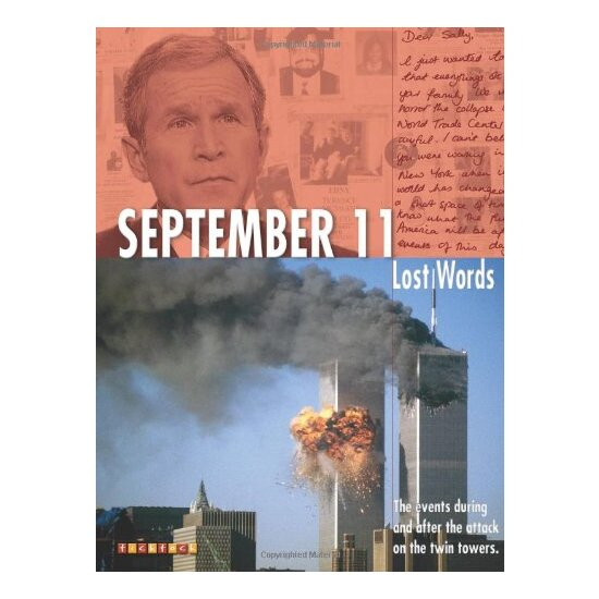 september 11 the day i lost my Two friends, one who lost his brother on september 11, dedicated the past 16 years of their lives to transforming 9/11 into a day of doing good today, september 11 is the largest day of service in the united states.